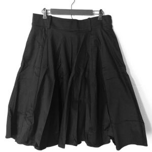 2X Pinup Girl Clothing Doris Skirt